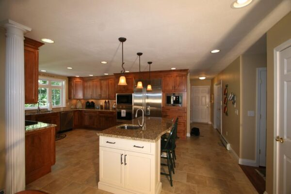 After a NH Kitchen Remodel