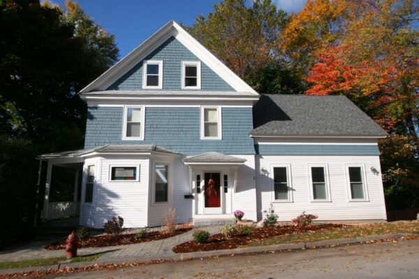 After Completed Home Addition in Nh