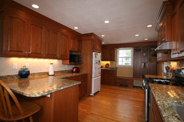 Complete kitchen design build remodel