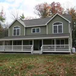 After Complete Home Remodeling in Nh
