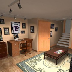 Game Room Concept