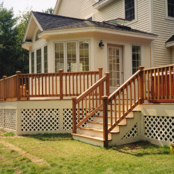 We Build and Design Custom Decks & Porches