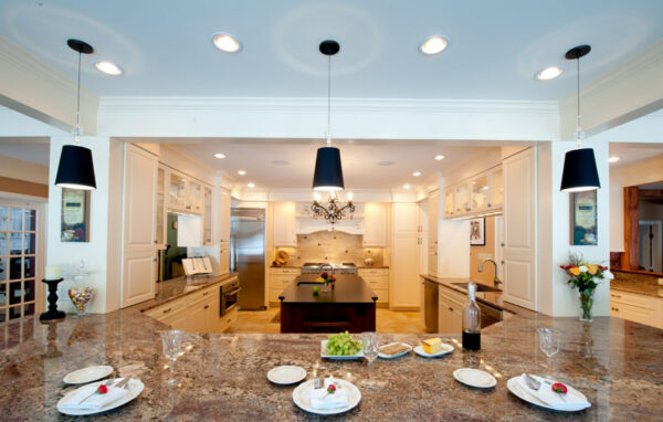 Beautiful Kitchen Remodeling New England