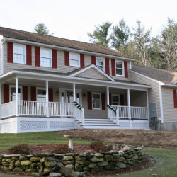 Farmers Porch Contractor NH