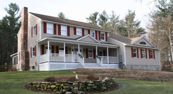 Farmers Porch Contractor NH